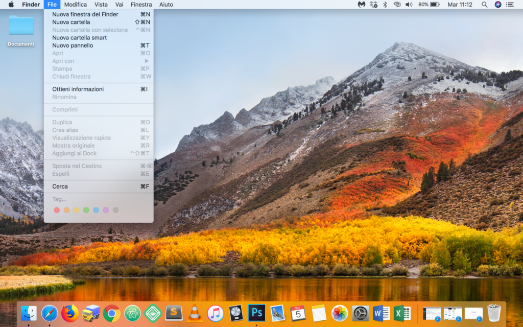 Mac OSX - Desktop Finder